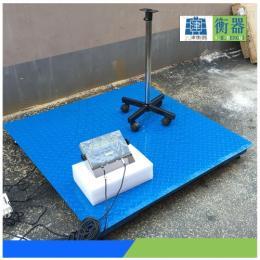 EX-2T本安电子地磅秤|1.5x1.5米防爆地磅