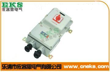 BDZ52-16A/2P不銹鋼防爆斷路器BDZ52-16A/2P/304不銹鋼材質