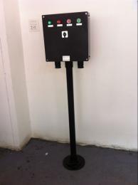 FZC-S-A3D3B1K1依客思FZC-S三防操作柱/現場防水防塵防腐操作柱
