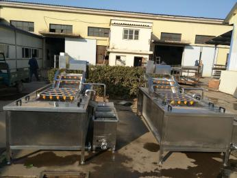 QP-1000叶类蔬菜清洗机