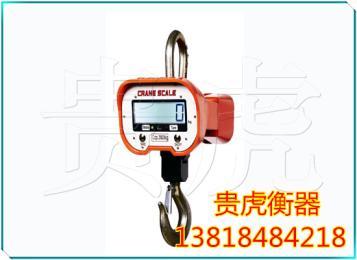OCS双显仪表电子吊钩秤自重,高温环境吊钩秤型号OCS,电子吊称厂家