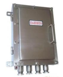 BJX-g 防爆接线箱 BJX-g (不锈钢接线箱)BJX-g  BJX-g化工厂防爆接线箱