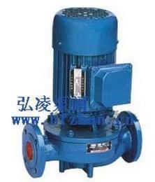 32SGR4-10立式热水管道泵,热水循环离心泵,节能热水管道泵