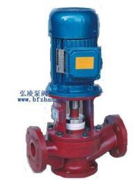 SL玻璃钢管道泵,管道化工泵,离心式管道泵,耐腐蚀管道泵,立式管道泵