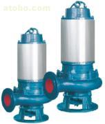JYWQ自动搅匀排污泵,无堵塞排污泵,潜水泵,潜水排污泵,大流道排污泵,污水泵
