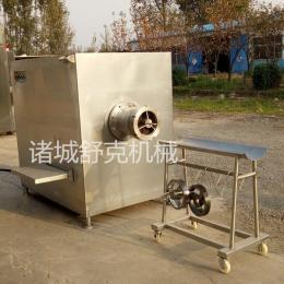 SJR-D120商业立式自动绞肉机专业定制