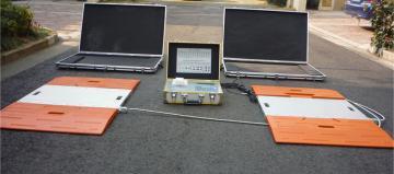 SCS浦东80吨电子汽车衡