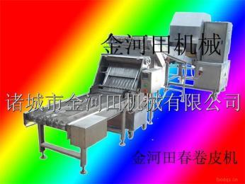 CPJ450www.jhtjx.net春卷皮機|烤鴨餅機|壓餅機