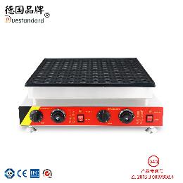 NP-545电热小松饼机铜锣烧烘焙机华夫设备厂家