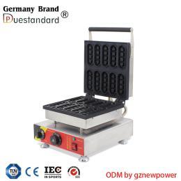 NP-513商用条形华夫机电热华夫炉华夫烘焙机