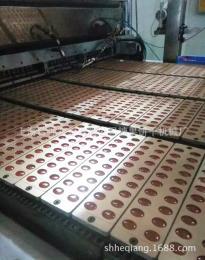 HQ-600果冻软糖糖果浇注生产线 乳酸菌奶软糖机械 橡皮糖果设备