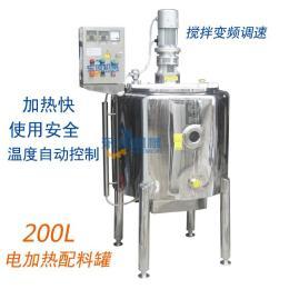 PJ-D型电加热配料罐(200L)/搅拌罐