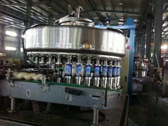 BW4T150马口铁果汁饮料灌装线