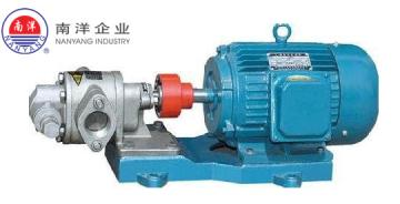KCB齿轮泵 广州南洋不锈钢膏体输送泵厂家