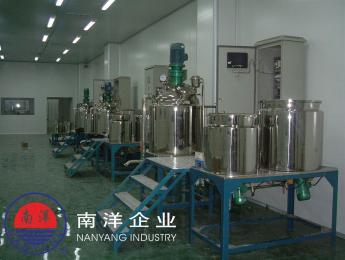 厂家直销 广州平台式乳化机 乳化储罐