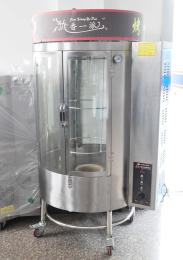 YXY-900燃氣旋轉烤禽爐
