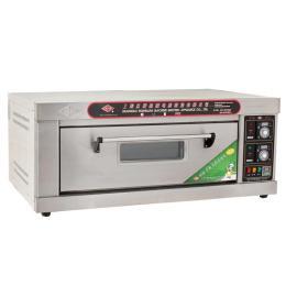 YXD-20B一层二盘电烤炉(豪华)