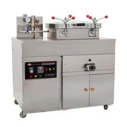 XDWZ-30电热、燃气两用压力炸鸭炉
