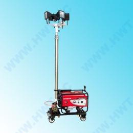 HYZS3603移动照明车 2000w 四灯头 发电机 升4.5米