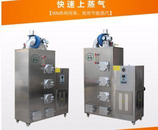 100kg旭恩生物质蒸汽发生器全自动蒸汽锅炉