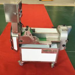 定制全自动多功能切菜机 蔬菜切丁切丝切片机