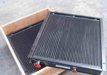 阿特拉斯空壓機冷卻器價格廠家散熱器型號