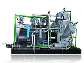 DPW厂家供应4.0MPa高压无油空压机型号价格