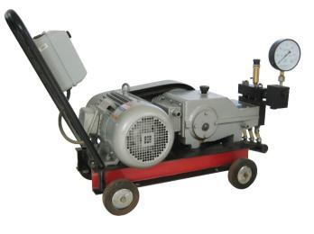 電動試壓泵維護與保養及注意事項