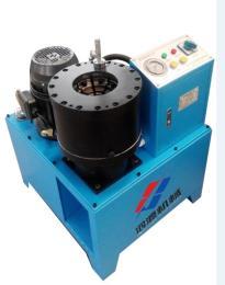 高壓膠管壓管機介紹