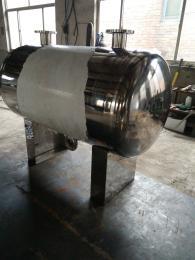 tc-303河北沧州不锈钢化工储罐操作简单外形美观