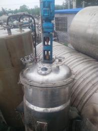 供应二手机械搅拌发酵罐