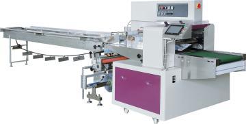 TCZB-350佛山市面包包装设备·下走纸枕式包装机厂家