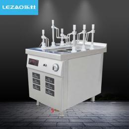 lz-350乐灶商用大功率电磁炉电磁自动煮面炉