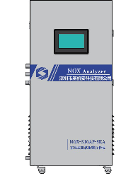 SKA/NE-601(NOX)带降温反吹功能在线式氮氧化物分析仪选型
