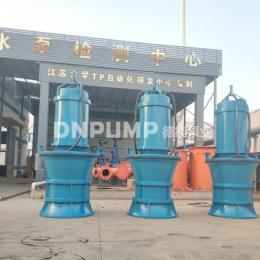 WQ/QZ污水用大口徑潛水污水泵