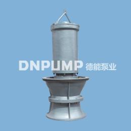 700QHB-132kw排水混流泵安裝