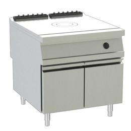 GA-X71RB-G燃氣熱板爐連下儲物柜/焗爐