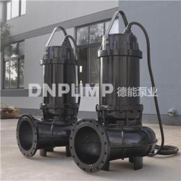 QW/QZ雨水排放潛水式污水泵