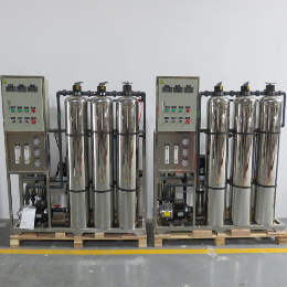 CXJS0.25-30T/H农村井水地下水净化直饮水设备 反渗透设备
