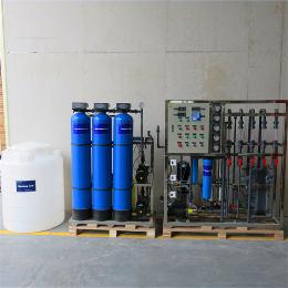 CXJS0.25-30T/H电子电路清洗用EDI超纯水设备
