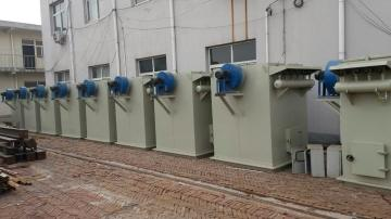 DMC辽宁单机除尘器生产厂家