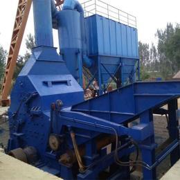 450镇江小型废钢破碎机 废旧金属破碎设备