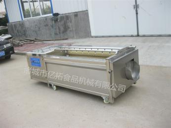 YT—1500各种萝卜毛辊清洗机设备