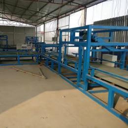 发泡水泥保温板设备 全自动流水化生产线