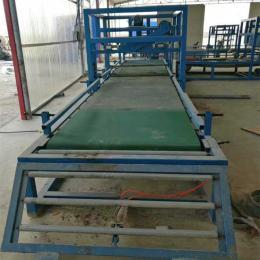 发泡水泥保温板生产线 泡沫混凝土砖 切割机