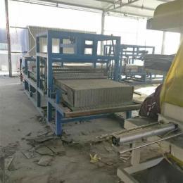 发泡水泥保温板设备 水泥切割机 自动搅拌机