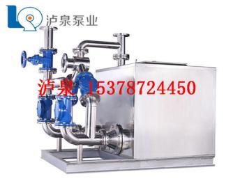 山东济南市污水提升器