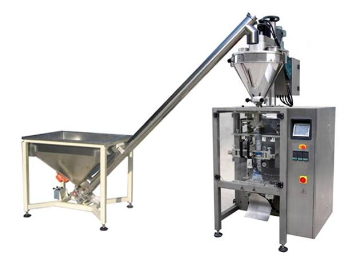 XY-420全自动不锈钢生粉包装机