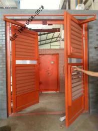 SWM煤矿井矿用调节风门插板式风门和利隆厂家