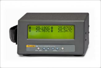 FLUKE1529四通道测温仪 标准校准温度计